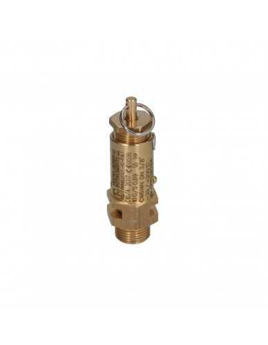 """Safety valve 3/8"""" 1.6 CE/PED"""