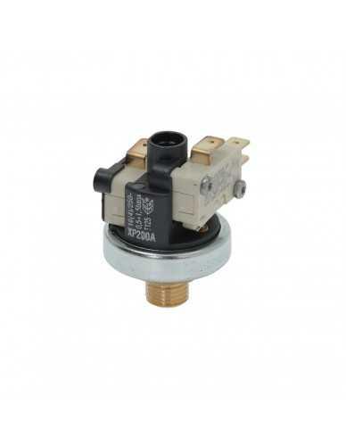 """Pressure switch XP200A 0.5-1.5 bar 1/4"""""""