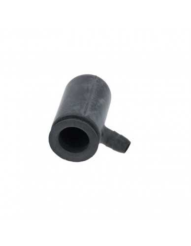 Safety valve rubber protector
