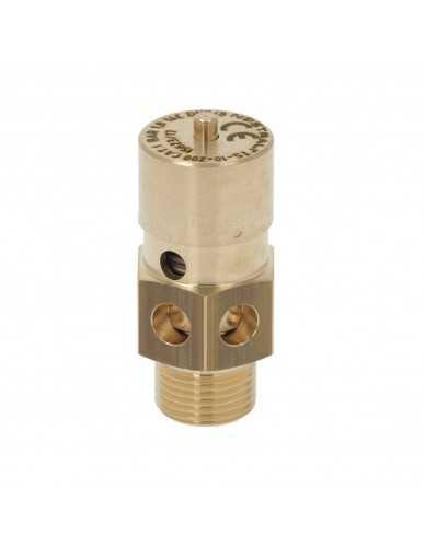 """Boiler safety valve 3/8"""" 1.8 bar CE-PED"""
