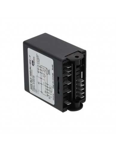 Dispositivo di dosaggio RL0 1GR + RL + SIC / F 240V