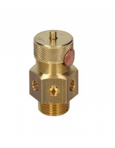 La San Marco veiligheidsventiel M18x1.5mm 1.8 bar