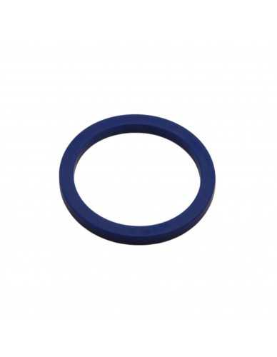 Joint de porte-filtre La San Marco 64,6x53x5,5mm silicone bleu