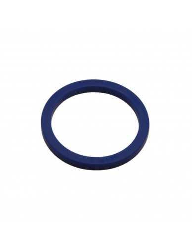 Junta portafiltro La San Marco 64,6x53x5,5mm silicona azul