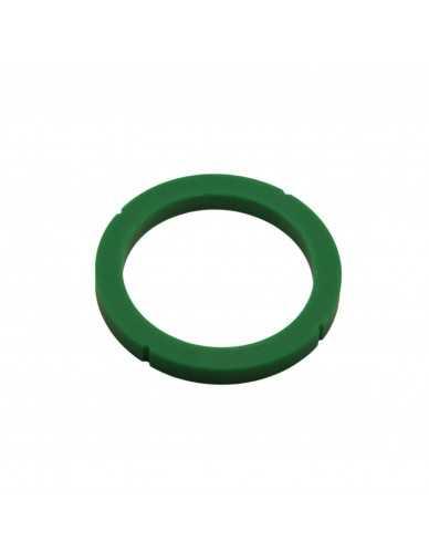 Rancilio filterdrager pakking 73x57.5x8mm groen siliconen