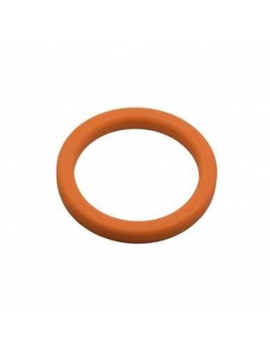 Portafilter gasket 72,7x57x8mm orange silicone