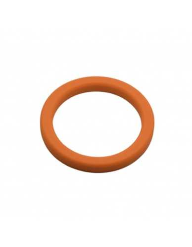 Portafilter gasket 72,7x57x8mm orange silicone