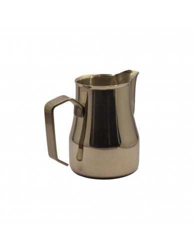 Brocca per latte Motta Europa 0,25L in acciaio inox