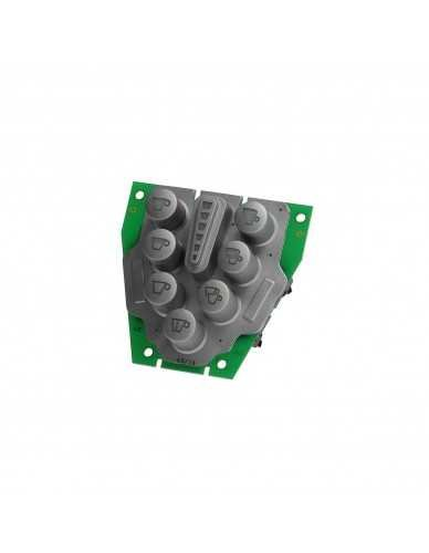 La San Marco 100 touchpanel 7 buttons