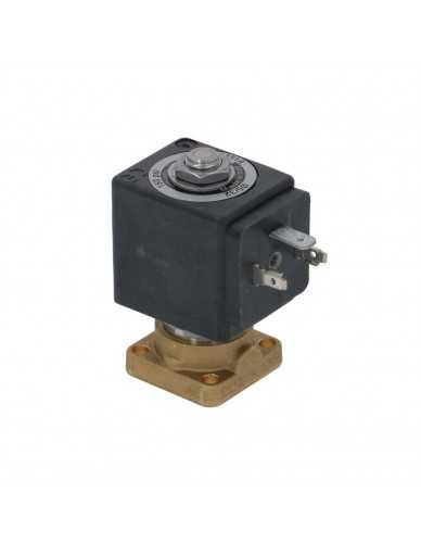 Lucifer solenoid valve 2 way base mounting 220/240V 50/60Hz