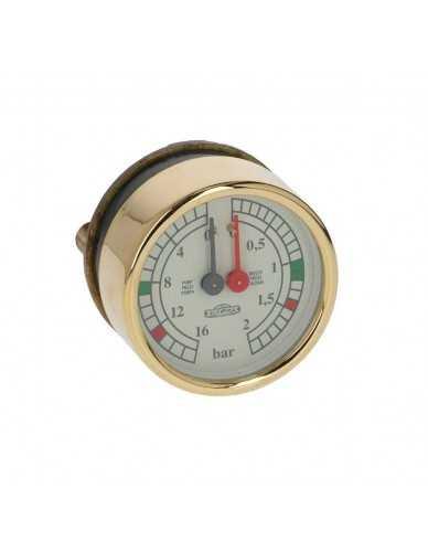 Elektra ketel en pomp manometer origineel