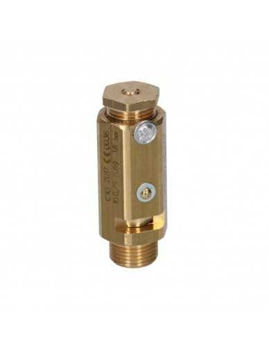 "Veiligheidsventiel 3/8"" 1.8 bar CE/PED"