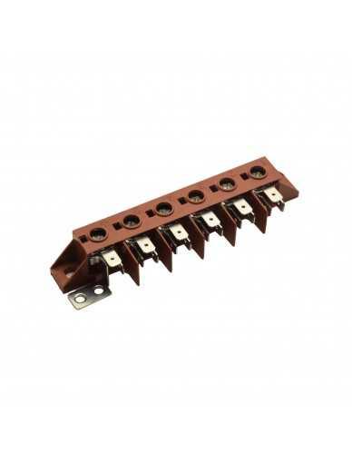 Klemmenblock 6-polig FV122 / B 40A 600V