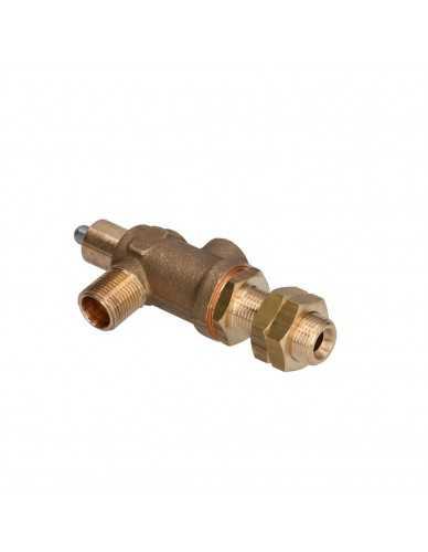 La Carimali steam and water valve