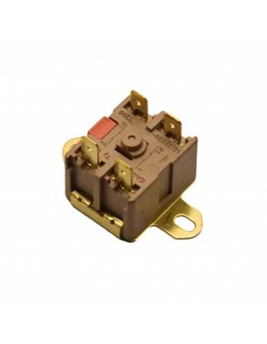 Boiler safety thermostat 130°C