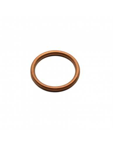 Crushable copper washer 33x26x3mm