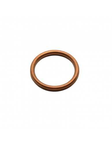 Rondelle cuivre écrasable 33x26x3mm