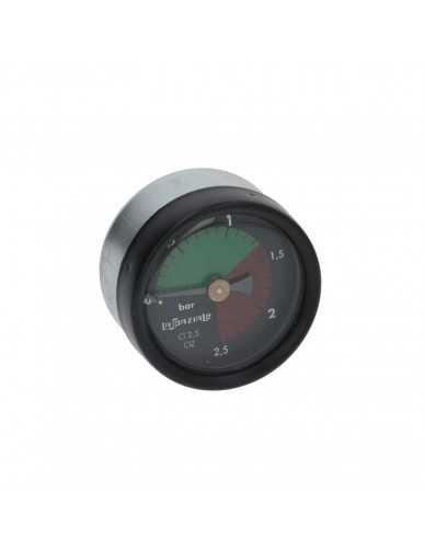 La Spaziale ketel drukmeter 0 - 2.5 bar