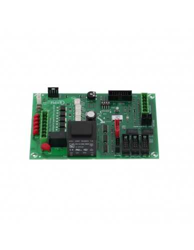 La Carimali電子白板CPU