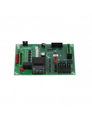 La Carimali elektronische Board-CPU