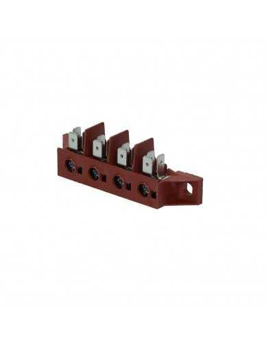 接線端子4極FV173 40A 600V