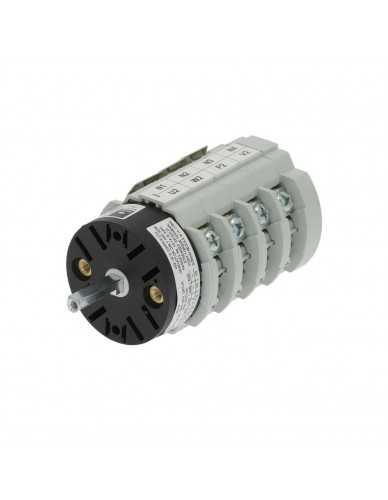 Interrupteur Bremas 0 - 2 20A 600V