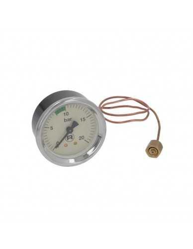 Rocket pump manometer 0 - 20 bar