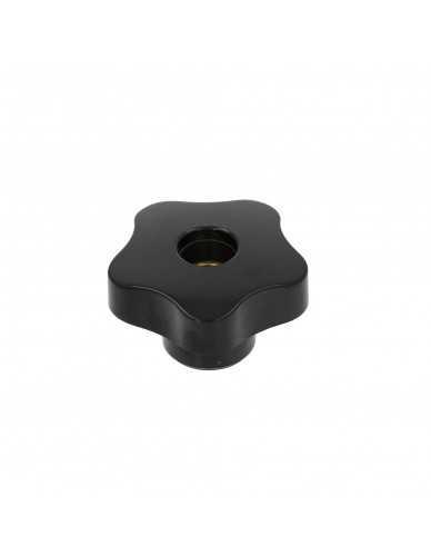 Rocket stoom/water kraan knop 57,5mm