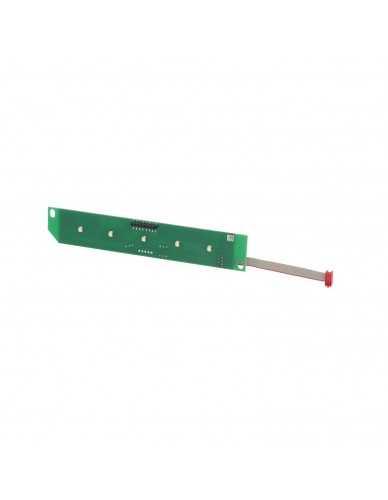 Cimbali M34 touchpanel 5 keys