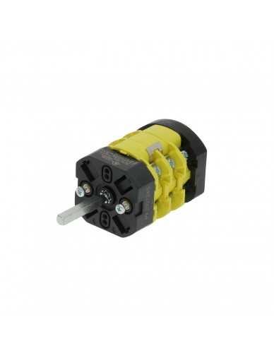Selector switch 0 - 2 pos 16A 600V