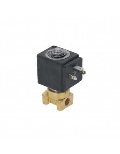 """Lucifer 2 way solenoid valve 240V 1/8"""""""