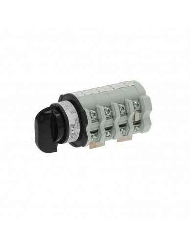 Bremas switch 0-2 positions 32A 690V