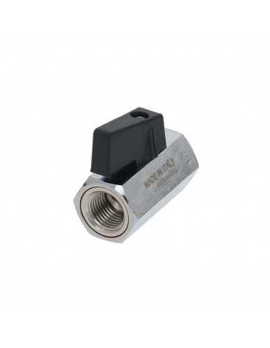 Ball valve 1/4F - 1/4F