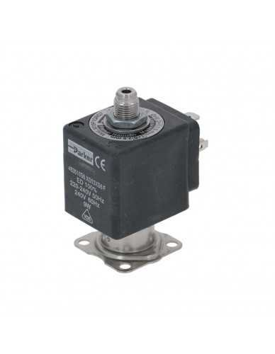 Parker 3 way solenoid valve stainless steel 220/240V 50/60Hz