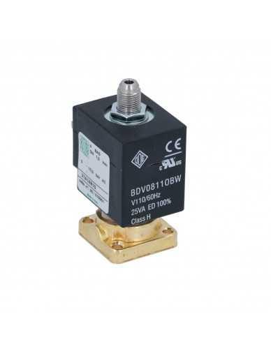 Electroválvula Ode 3 vías 110V 50/60 Hz