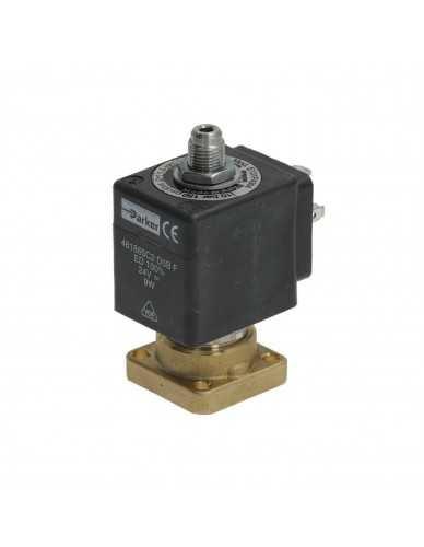 Parker 3 way solenoid valve 24V DC