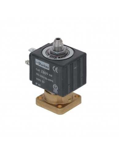 Parker 3 way solenoid 110V 50/60Hz conical