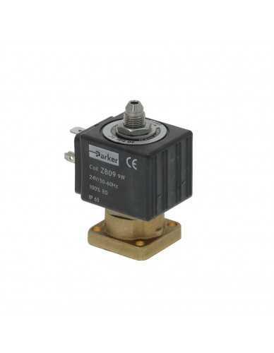 Parker 3 way solenoid valve 24V 50/60Hz