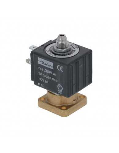 Parker 3 wege magnetventil 220/230V 50/60Hz