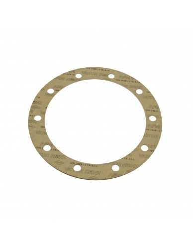 Gaggia EN boiler gasket 220X168X3mm 10 holes