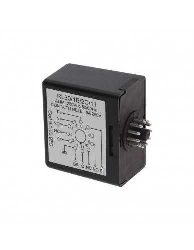 Régulateur de niveau RL30 / 1E / 2C11CTAL 230V