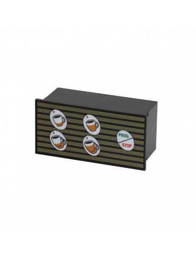 Astoria Divina 5T SAE Pushpad und Elektronikbox