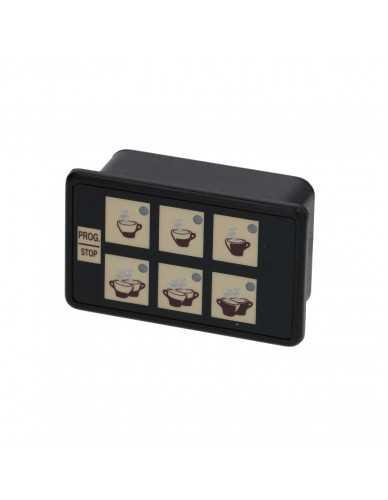 Astoria Brava touchpad 6T+1