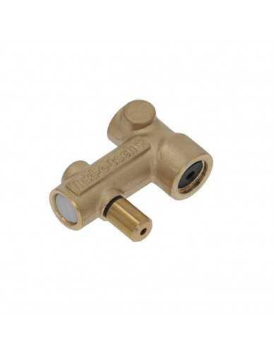 Fluid o tech brass bypass for vibration pump