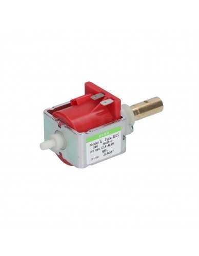 Ulka vibratiepomp EX5 24V messing uitgang 50/60Hz