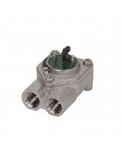Gicar Flowmeter 1/4 D 1,15 mit led