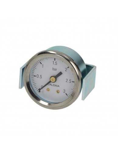 Bezzera ketel manometer 40mm 0-3 bar