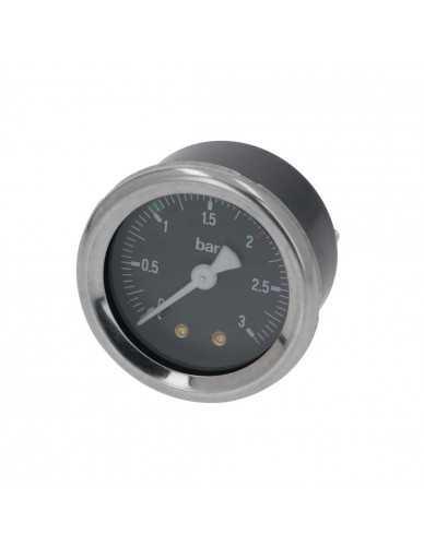 Ketel manometer 0 - 3 Bar