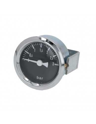 La Spaziale boiler pressure gauge 0 - 3 bar original
