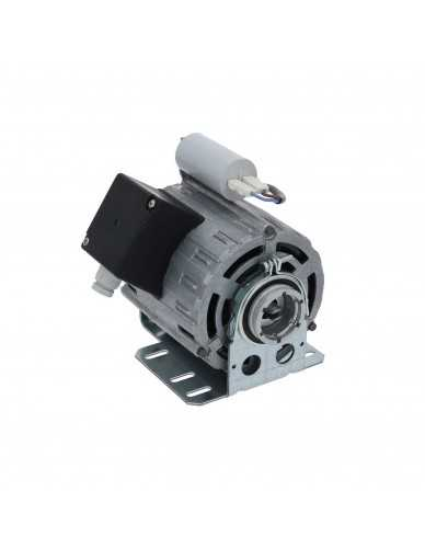 RPM clamp ring motor 165W 230V 50Hz with junctionbox